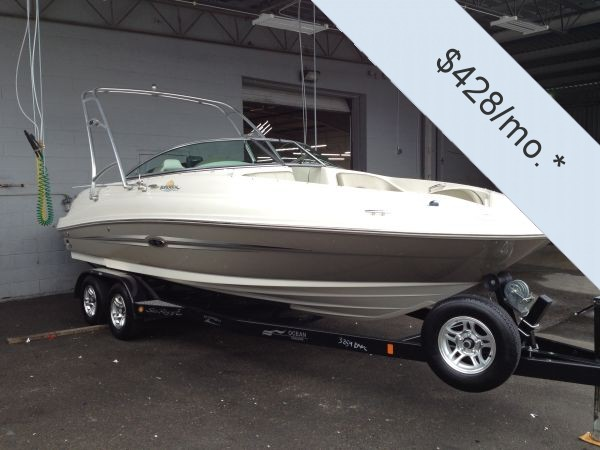 2007 Sea Ray 220 Sundeck - Photo #2