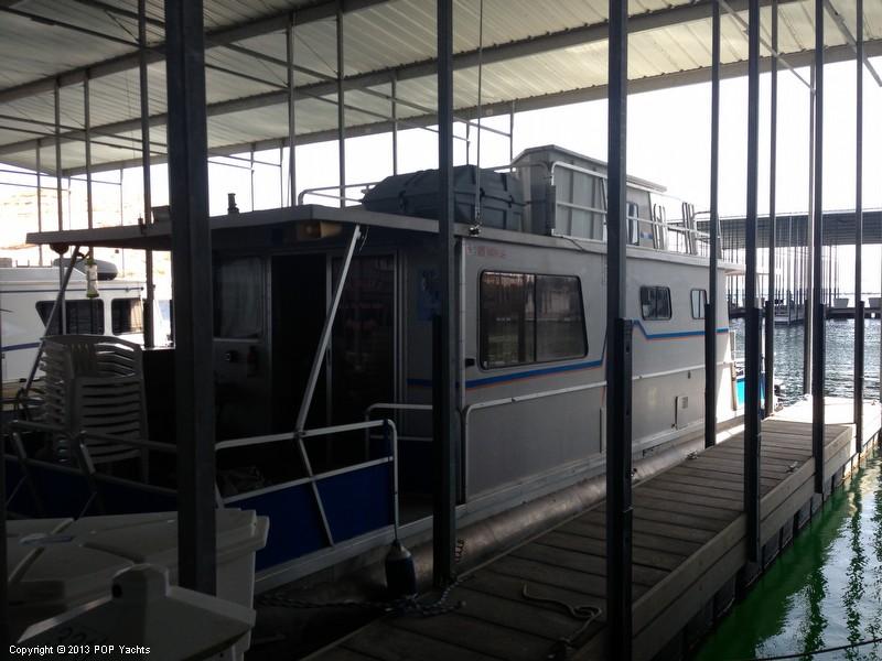 1981 Kayot 40 Houseboat - Photo #2