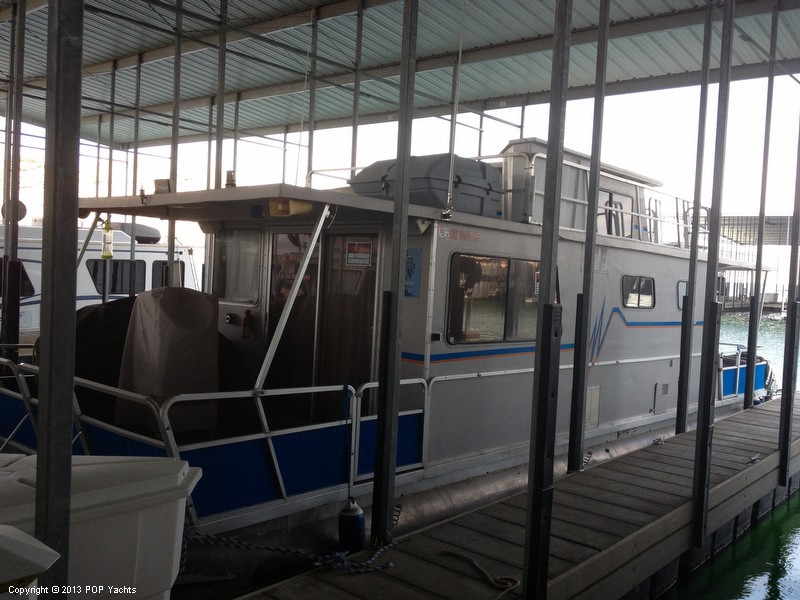 1981 Kayot 40 Houseboat - Photo #4