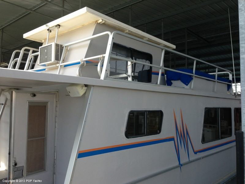 1981 Kayot 40 Houseboat - Photo #15