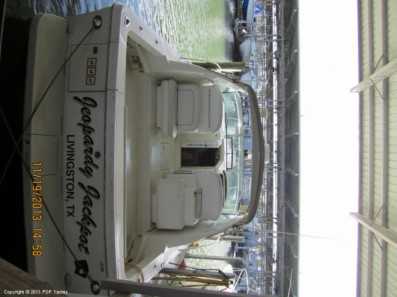 1997 Sea Ray 370 Express - Photo #36