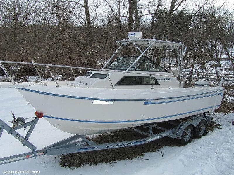1984 Aquasport 250 XF - Photo #2