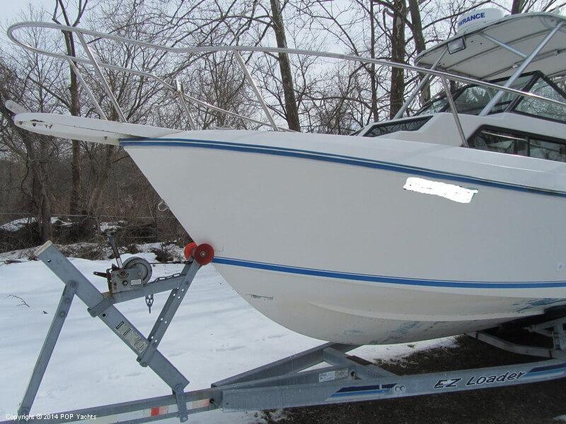 1984 Aquasport 250 XF - Photo #4
