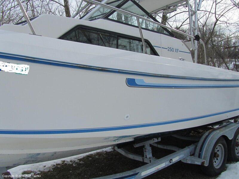 1984 Aquasport 250 XF - Photo #5