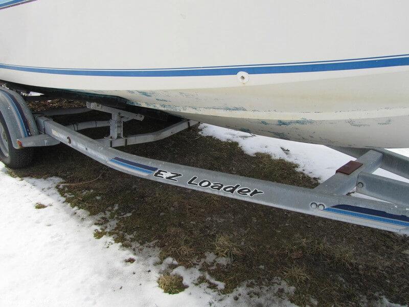 1984 Aquasport 250 XF - Photo #18