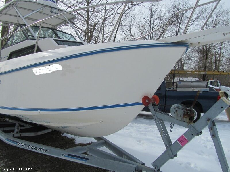 1984 Aquasport 250 XF - Photo #20