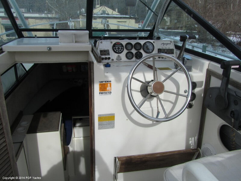 1984 Aquasport 250 XF - Photo #35