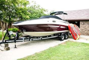 2009 Sea Ray 260 - Photo #3