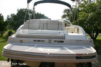 2009 Sea Ray 260 - Photo #11