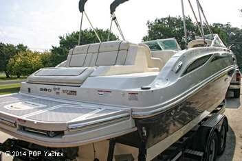 2009 Sea Ray 260 - Photo #12