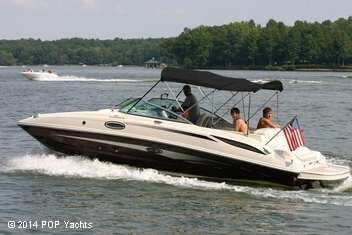 2009 Sea Ray 260 - Photo #13