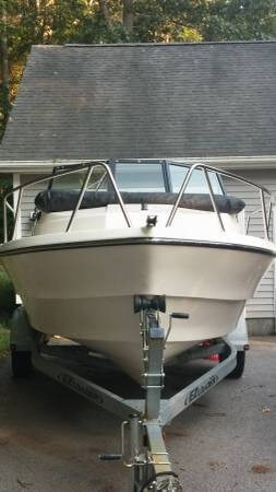 2013 Arima 17 Sea Chaser - Photo #4