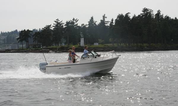 2013 Arima 17 Sea Chaser - Photo #5