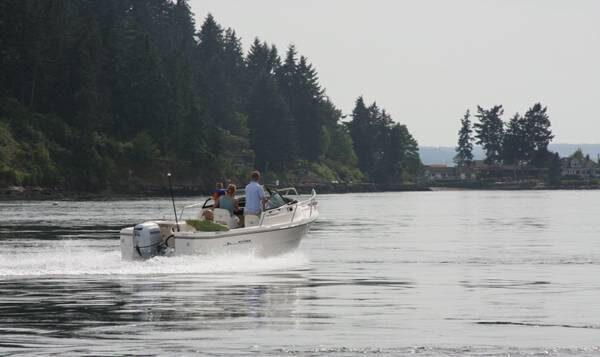2013 Arima 17 Sea Chaser - Photo #6