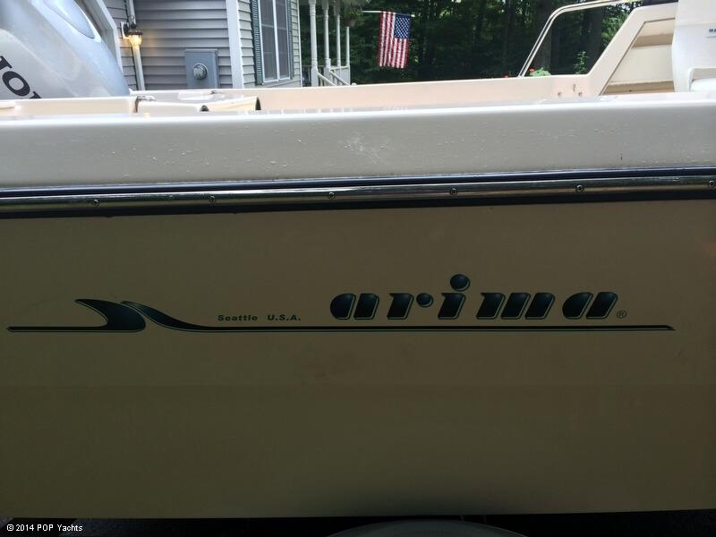 2013 Arima 17 Sea Chaser - Photo #24
