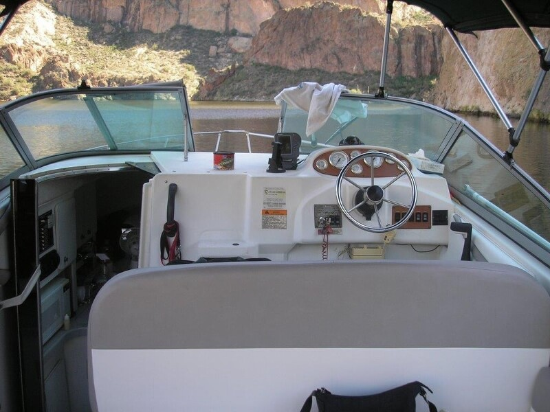 2000 Seaswirl 250 AFT Cabin - Photo #5