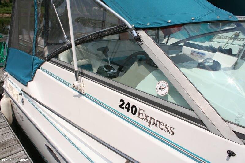 1994 Thundercraft 240 Express - Photo #17