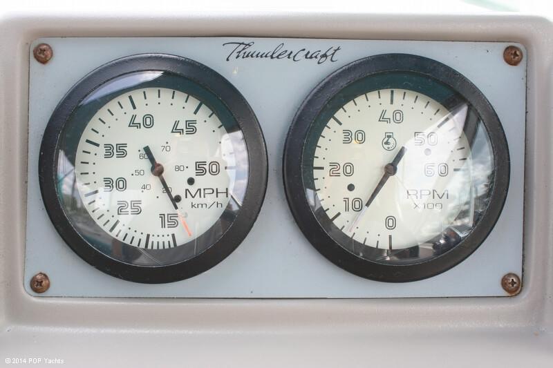 1994 Thundercraft 240 Express - Photo #34