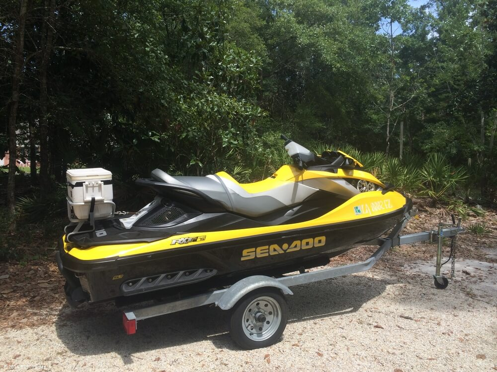 2010 Sea-Doo 11 RXT X260 - Photo #8