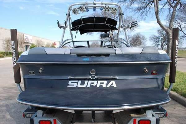 2009 Supra 22 Launch SSV - Photo #5
