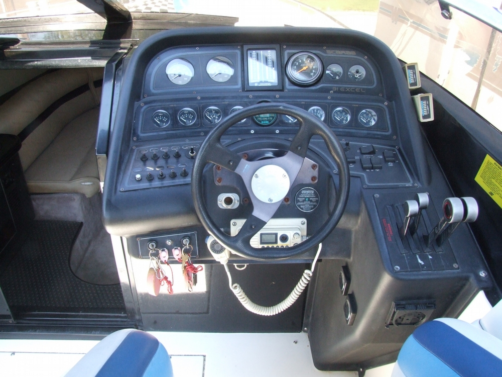 1990 Scarab 310 Excel - Photo #37