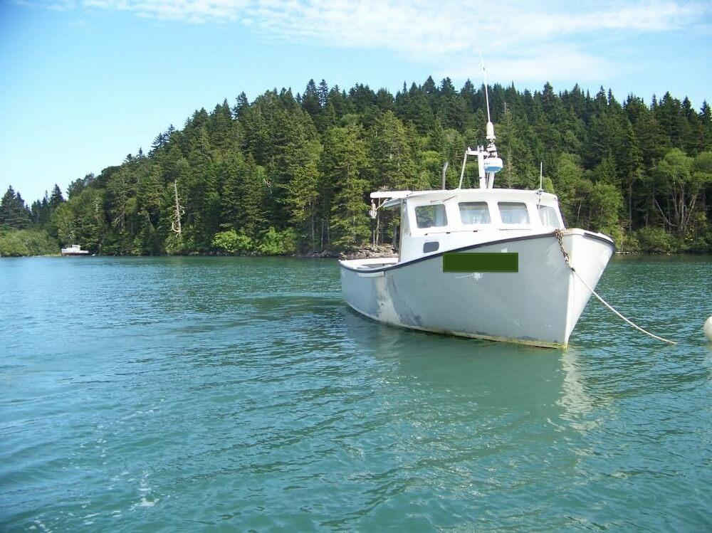 1994 Rosborough 35 Lobster Boat - Photo #2