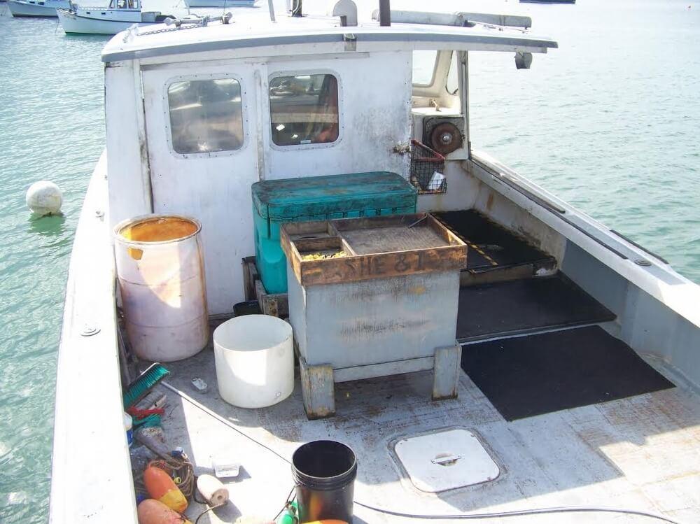 1994 Rosborough 35 Lobster Boat - Photo #3