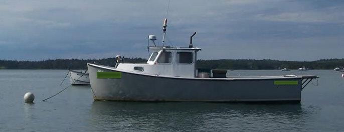 1994 Rosborough 35 Lobster Boat - Photo #4