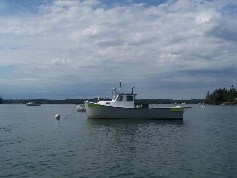 1994 Rosborough 35 Lobster Boat - Photo #5