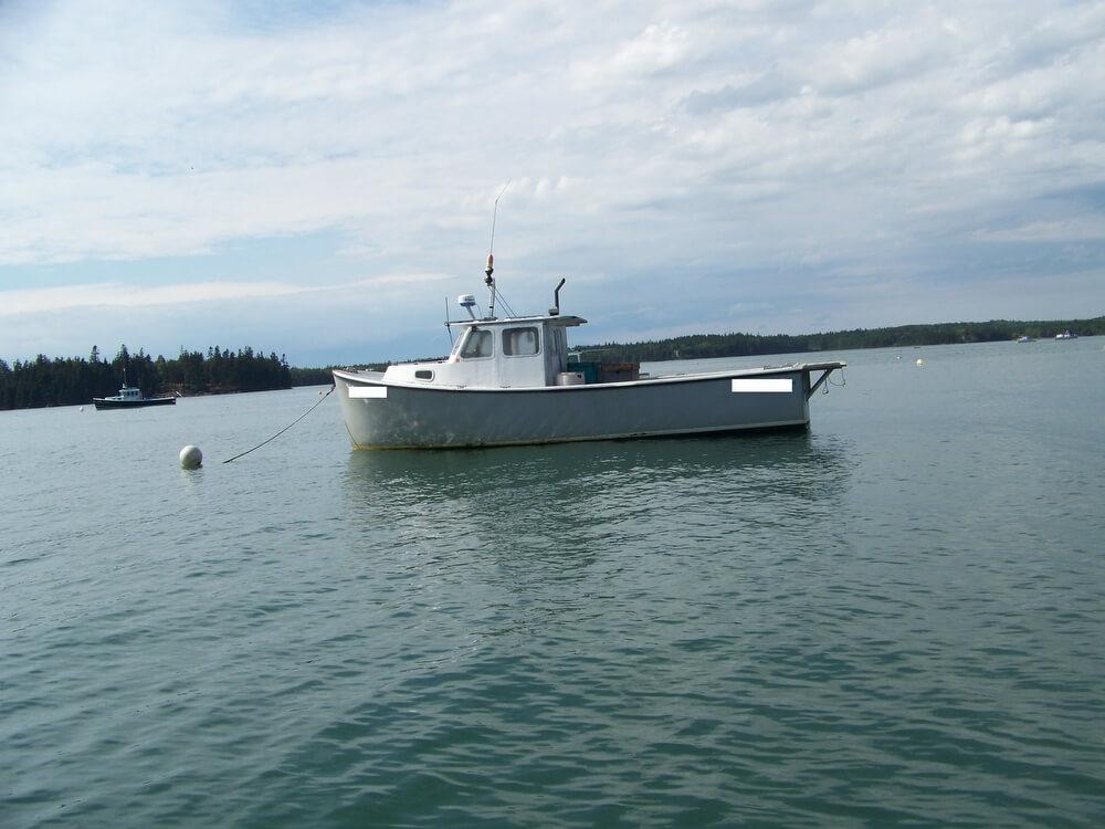 1994 Rosborough 35 Lobster Boat - Photo #7