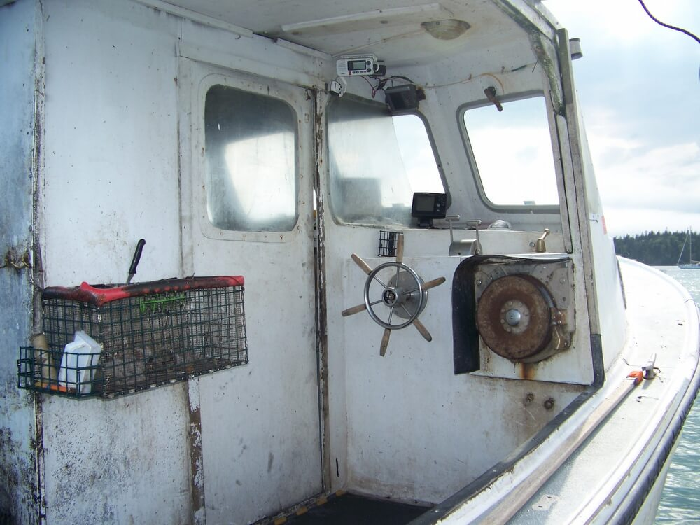 1994 Rosborough 35 Lobster Boat - Photo #9