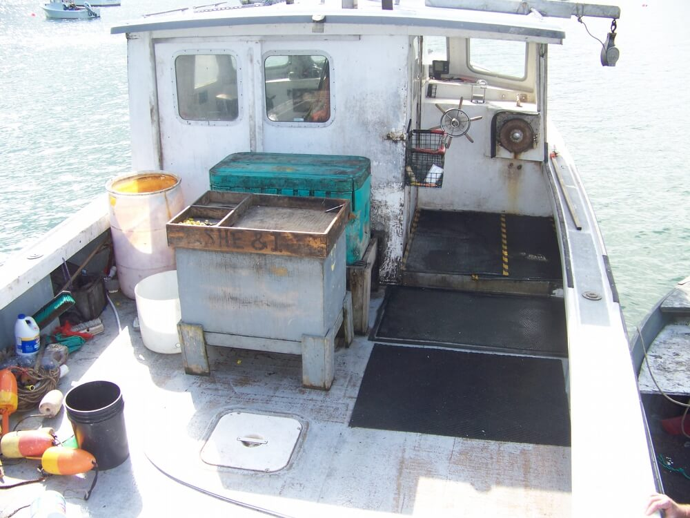 1994 Rosborough 35 Lobster Boat - Photo #11