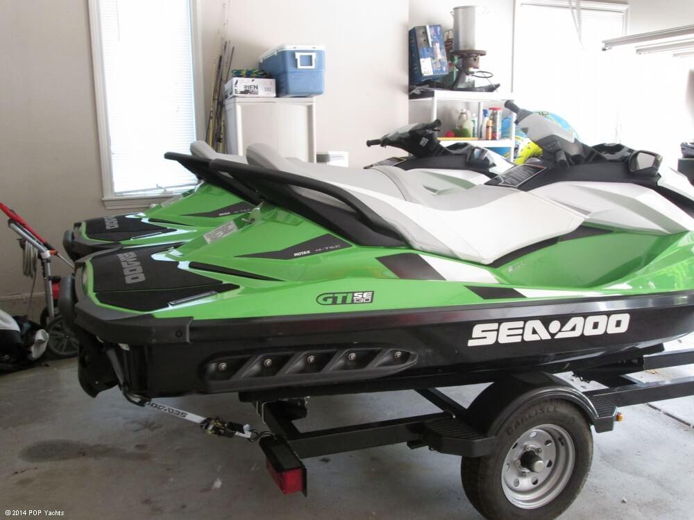 2013 Sea-Doo GTI SE 130 (pair) - Photo #8