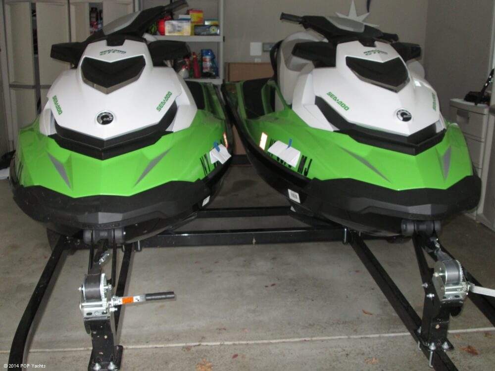 2013 Sea-Doo GTI SE 130 (pair) - Photo #15
