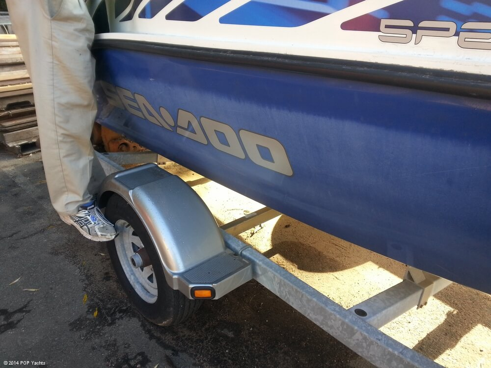 2005 Sea-Doo 200 Speedster - Photo #13
