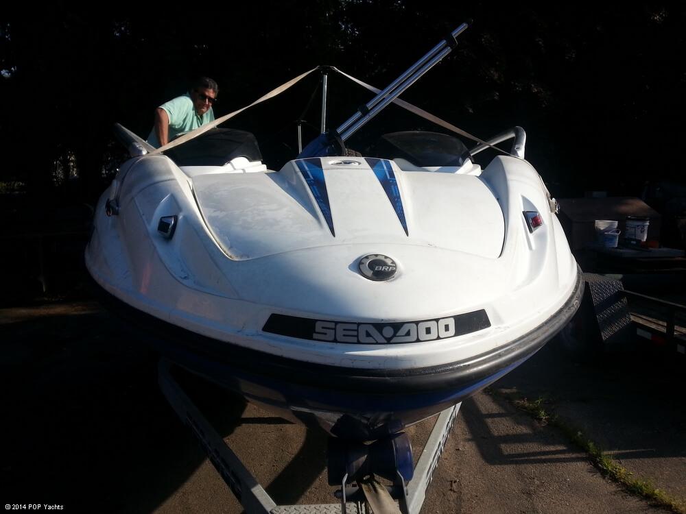 2005 Sea-Doo 200 Speedster - Photo #15