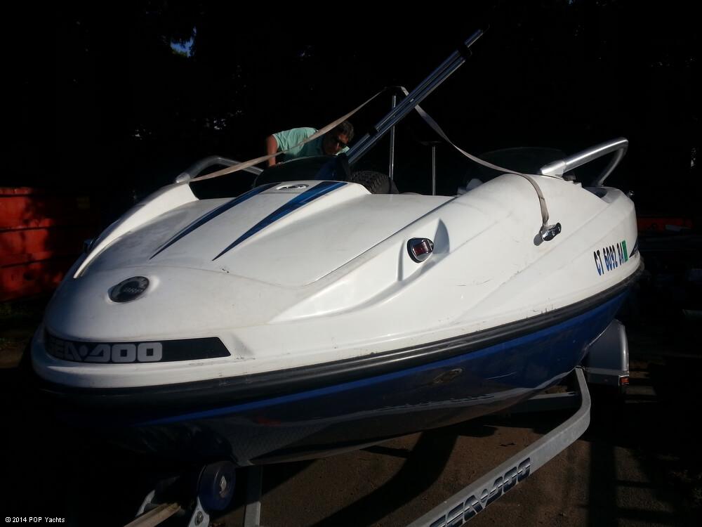 2005 Sea-Doo 200 Speedster - Photo #20
