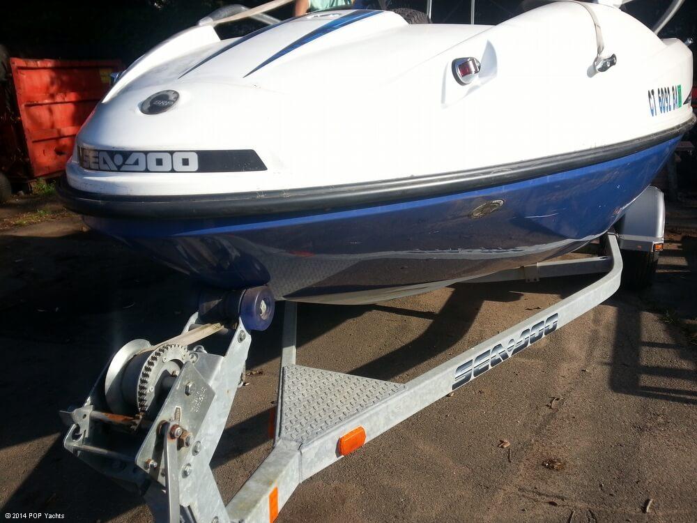 2005 Sea-Doo 200 Speedster - Photo #21