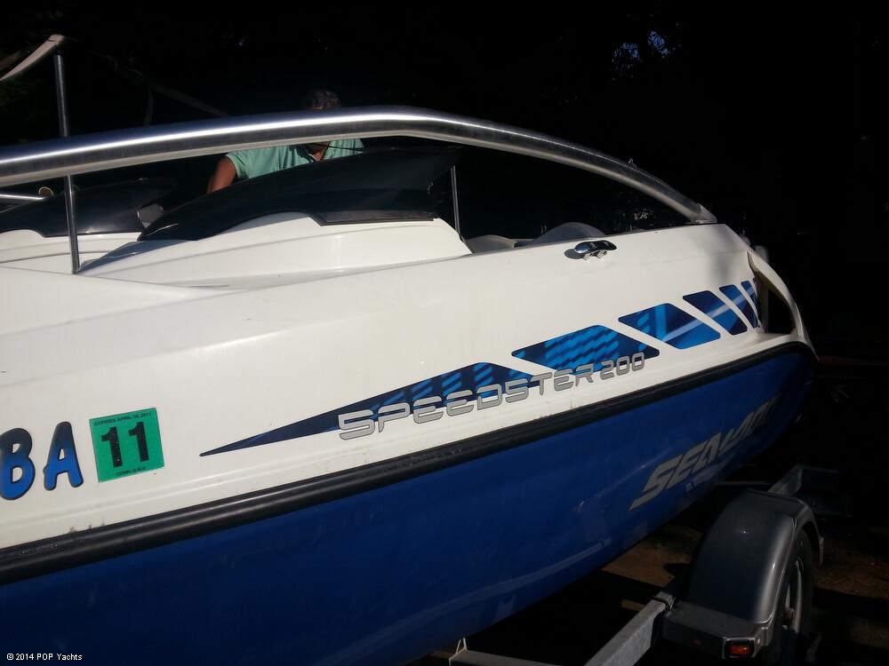 2005 Sea-Doo 200 Speedster - Photo #23