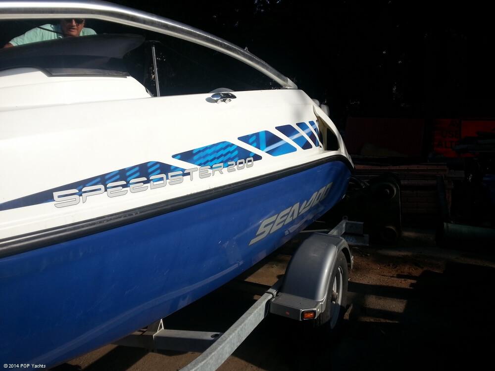 2005 Sea-Doo 200 Speedster - Photo #24