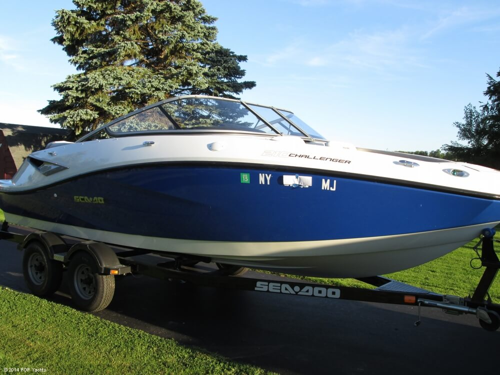 2012 Sea-Doo 210 Jet - Photo #6