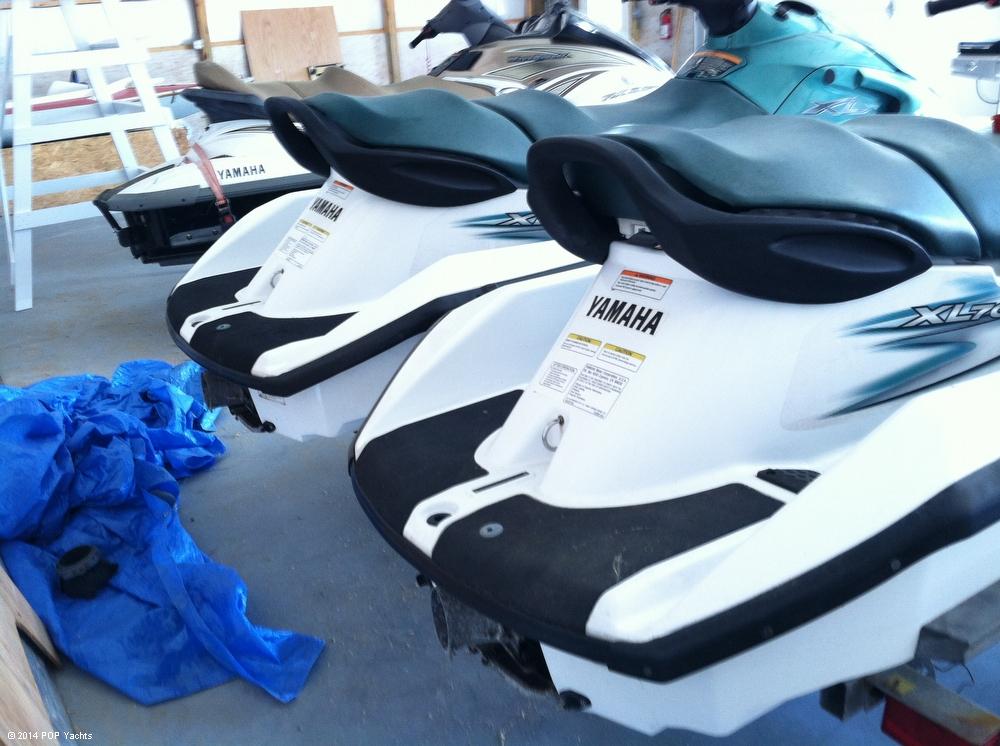 2002 Yamaha (2) XL 700 Jet Skis W/Dual Trailer - Photo #17