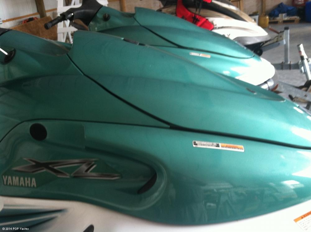 2002 Yamaha (2) XL 700 Jet Skis W/Dual Trailer - Photo #25