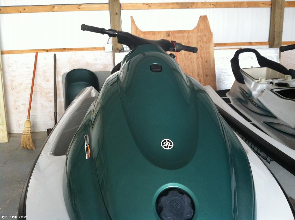2002 Yamaha (2) XL 700 Jet Skis W/Dual Trailer - Photo #27
