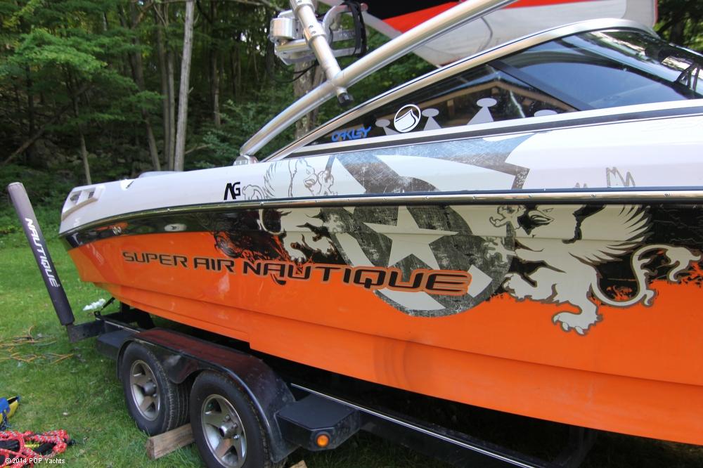 2007 Nautique 236 Super Air TE - Photo #3