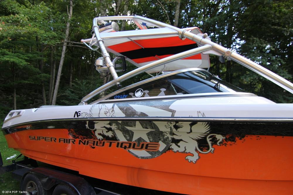 2007 Nautique 236 Super Air TE - Photo #2