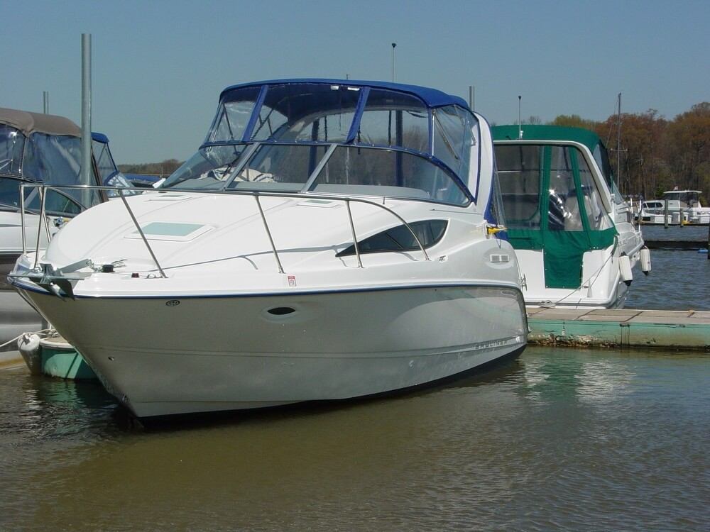 2004 Bayliner 285 Ciera SB - Photo #2