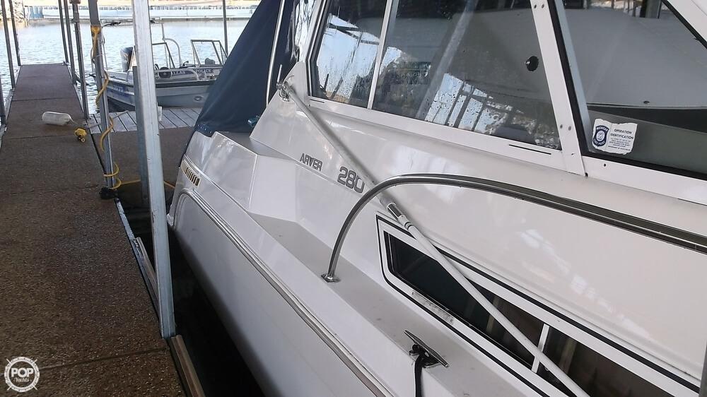 1996 Carver 28 Express Cruiser - Photo #20