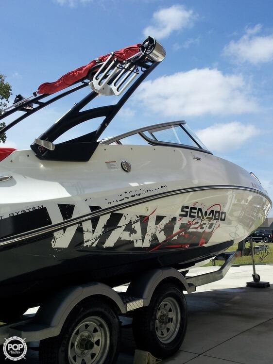 2011 Sea-Doo 230 WAKE - Photo #16