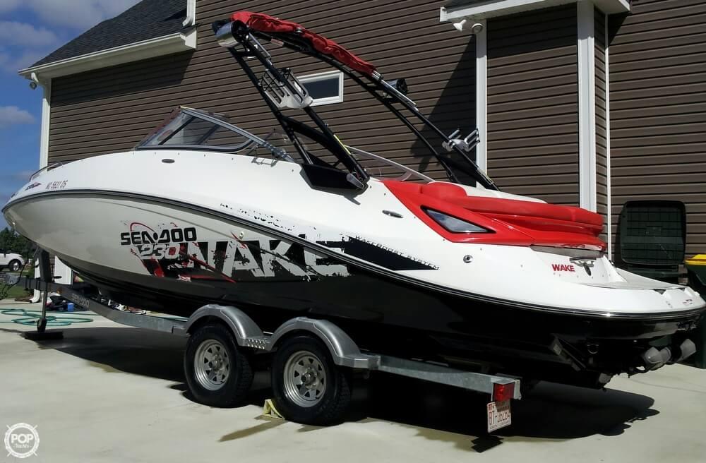 2011 Sea-Doo 230 WAKE - Photo #33